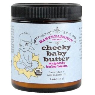 BabyBearShop Cheeky Baby Butter Organic Balm
