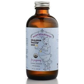 BabyBearShop 8-ounce Organic Mama Belly Oil