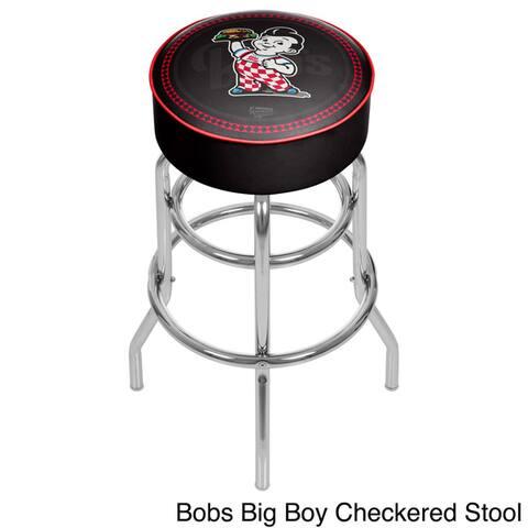 Bobs Big Boy Padded Swivel Bar Stool