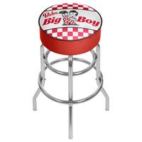 Bobs Big Boy Padded Swivel Bar Stool
