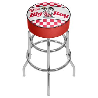 Bobs Big Boy Padded Swivel Bar Stool (3 options available)