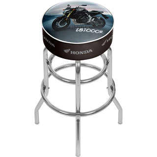 Honda Padded Swivel Bar Stool