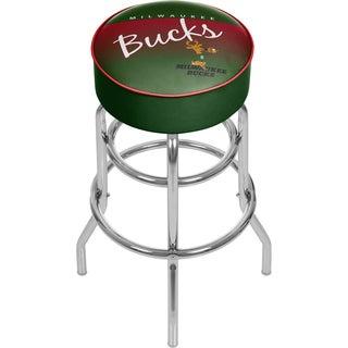 Milwaukee Bucks NBA Hardwood Classics Bar Stool