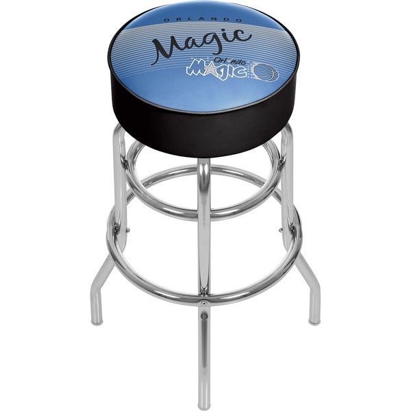 Orlando Magic NBA Hardwood Classics Bar Stool