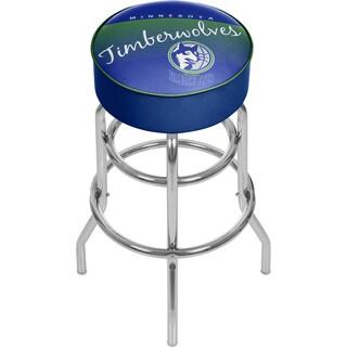 Minnesota Timberwolves NBA Hardwood Classics Bar Stool