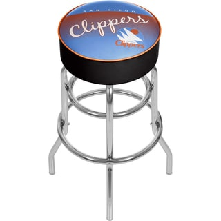 San Diego Clippers NBA Hardwood Classics Bar Stool
