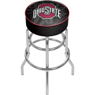 Ohio State Brutus Padded Bar Stool (2 options available)