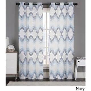 VCNY Serena Blackout Window Curtain Panel Pair