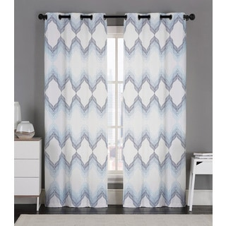 VCNY Serena Blackout Window Curtain Panel Pair