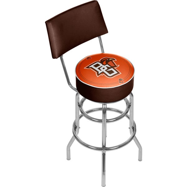 Bowling Green State University Bar Stool with Back