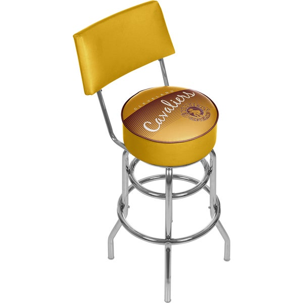 Cleveland Cavaliers NBA Hardwood Classics Bar Stool with Back