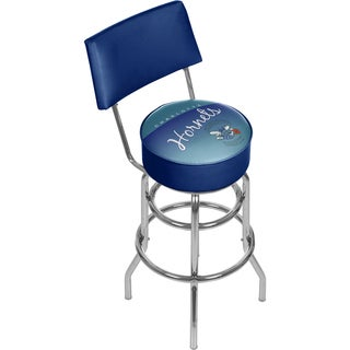 Charlotte Hornets NBA Hardwood Classics Bar Stool with Back