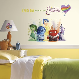 RoomMates Inside Out Burst Giant Wall Decals