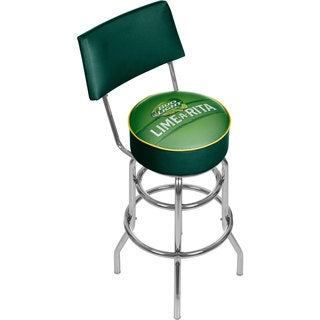 Bud Light Swivel Bar Stool with Back