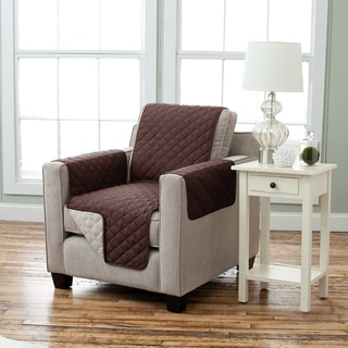 """Luxury Reversible Chair Furniture Protector/Cover (75""""x65"""")"""