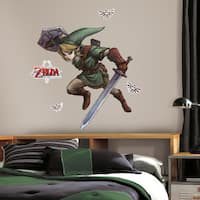 RoomMates Zelda Twilight Princess Giant Wall Decals