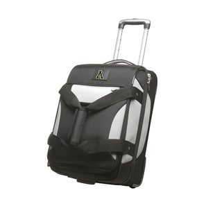 Denco Sports Cooperstown NCAA Appalachian State 22-inch Carry On Drop Bottom Upright Duffel Bag