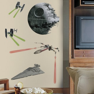 RoomMates Star Wars Classic Space Ships Giant Wall Decals