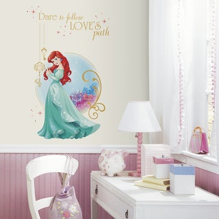 RoomMates Disney Princess Ariel Giant Wall Graphic Decal