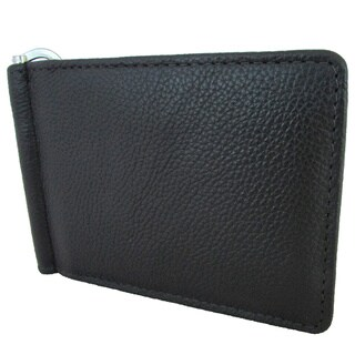Men's Leather Continental Bifold Wallet