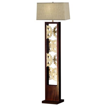 Shop Nova Lighting Gears Bronze Floor Lamp Free Shipping Today Overstock 10648503