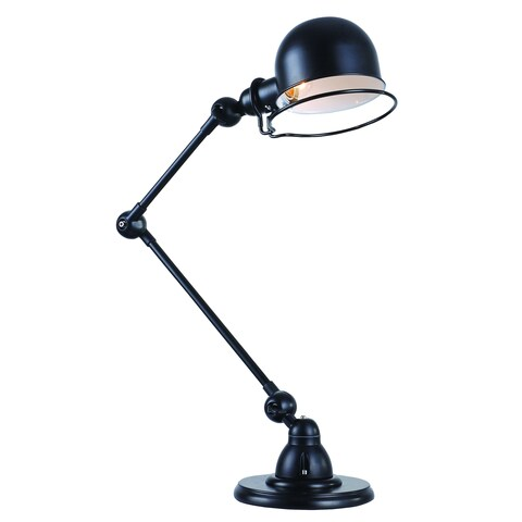 Elegant Lighting Industrial Collection TL1252 Table Lamp with Bronze Finish