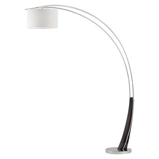 Toro Chrome Arc Lamp