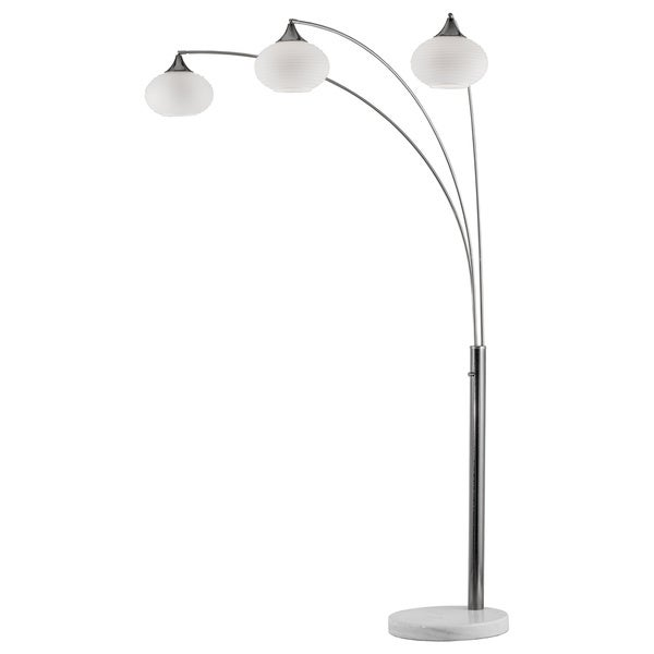 Nova Lighting Genie 3 Arm Arc Lamp