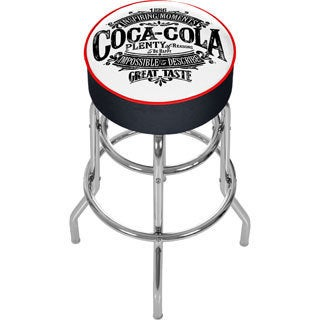 Coca Cola Brazil Pub Stool