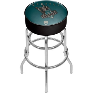 VAF Seattle Bombers Padded Swivel Bar Stool
