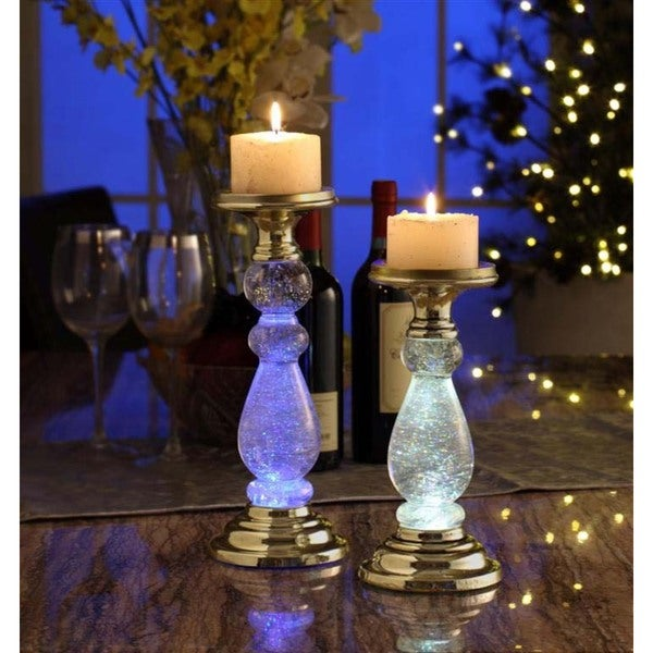 Candle Holder Lighting Decor Set Of 2 Free Shipping