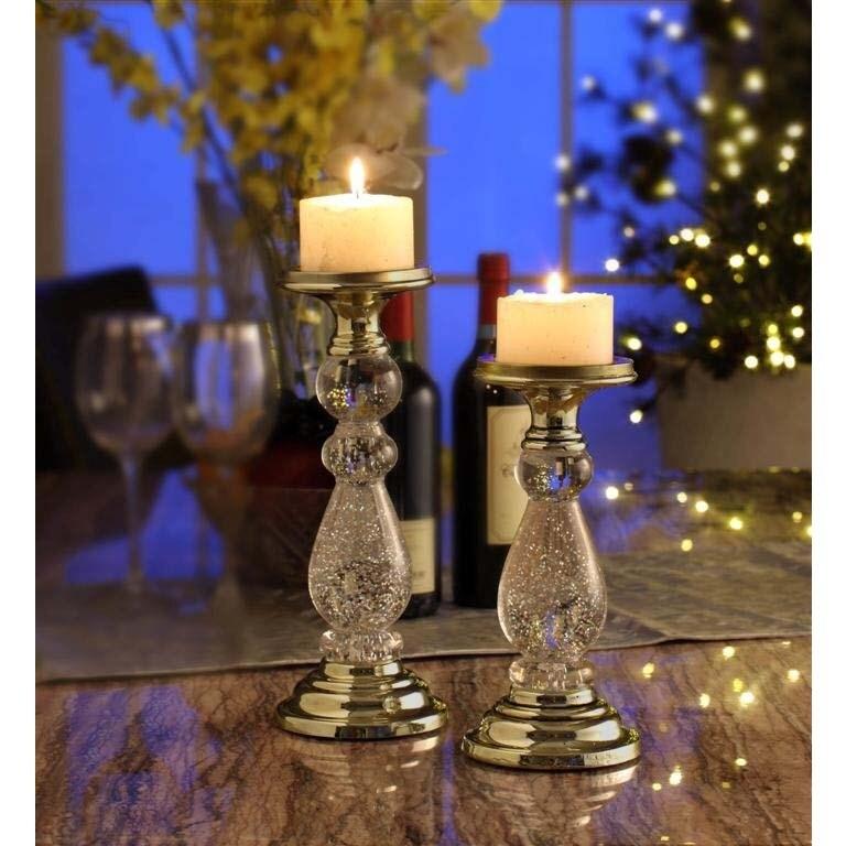 Candle Holder Lighting Decor Set