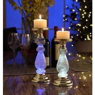 Candle Holder Lighting Decor (Set of 2)
