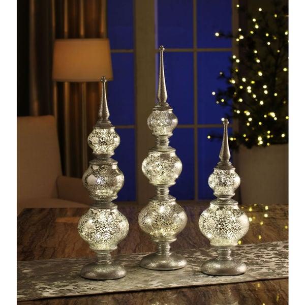 3-piece Decorative Table Ornaments Set