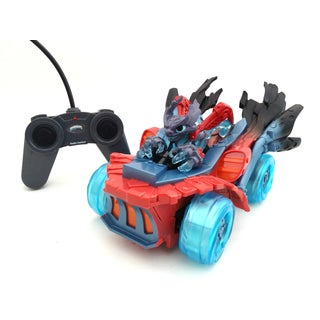 NKOK Full Function Remote Control Skylanders SpitFire with Hot Streak