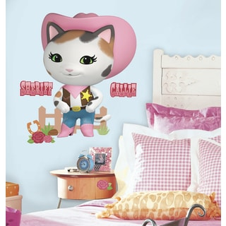 RoomMates Sheriff Callie's Wild West Peel and Stick Giant Wall Decals