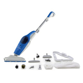Prolux S7 7-in-1 H2O Multi-surface Sanitizing Steam Mop - White/Blue