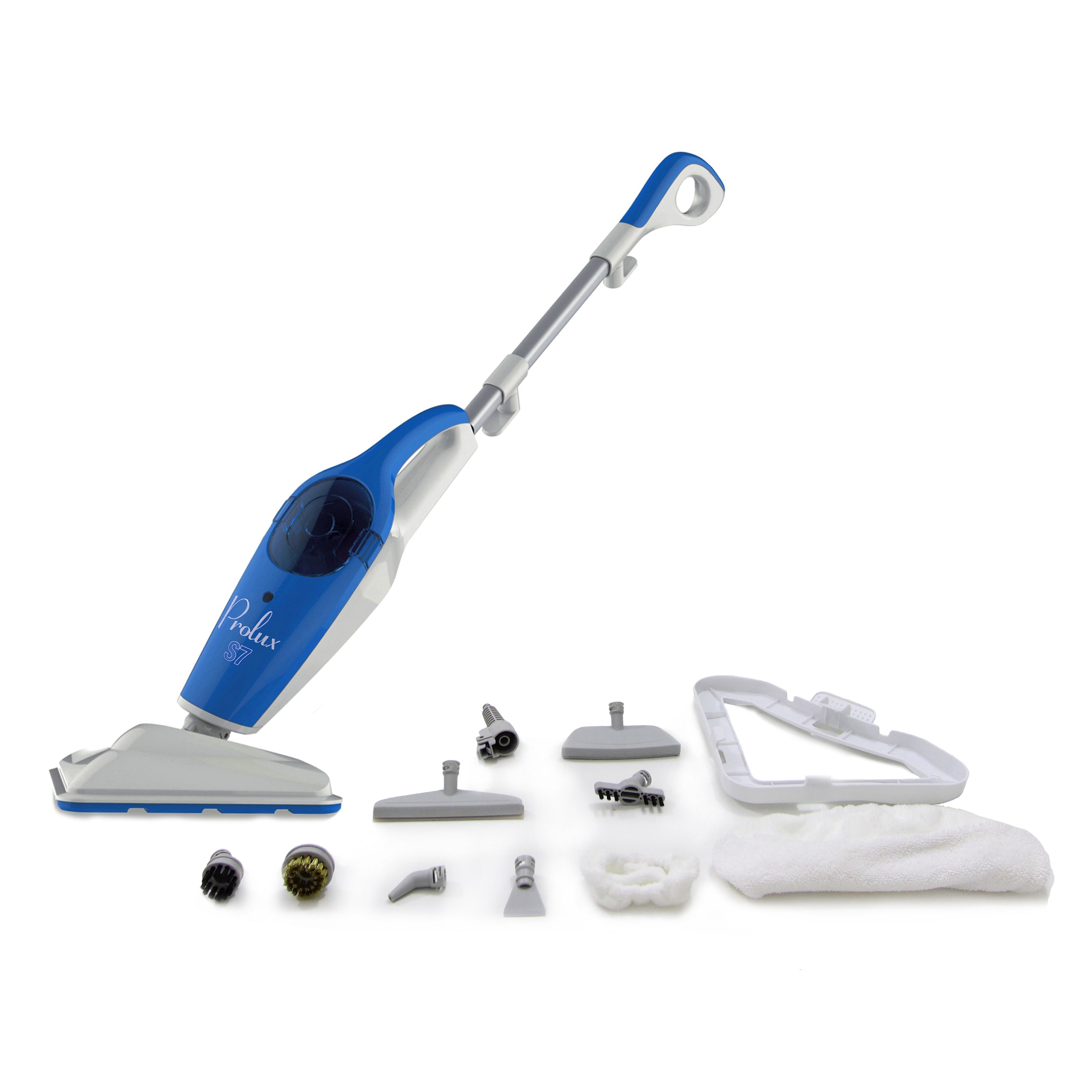 PROLUX S7 7-in-1 H2O Multi-surface Sanitizing Steam Mop (...