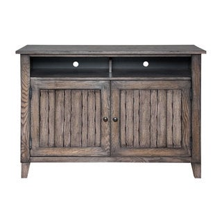 Hadlock 46-inch Bathroom Console - Brown