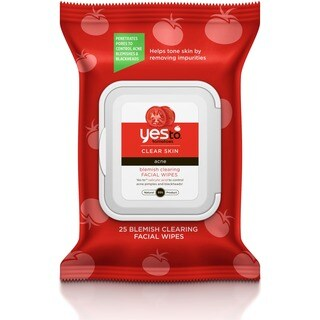 Yes To Tomatoes Blemish Clearing Facial Wipes 25 ct