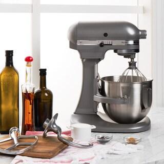 KitchenAid KSM500Q2SL Silver 5-quart Pro 500 Bowl-Lift Stand Mixer