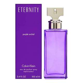 Calvin Klein Eternity Purple Orchid Women's 3.4-ounce Eau de Parfum Spray
