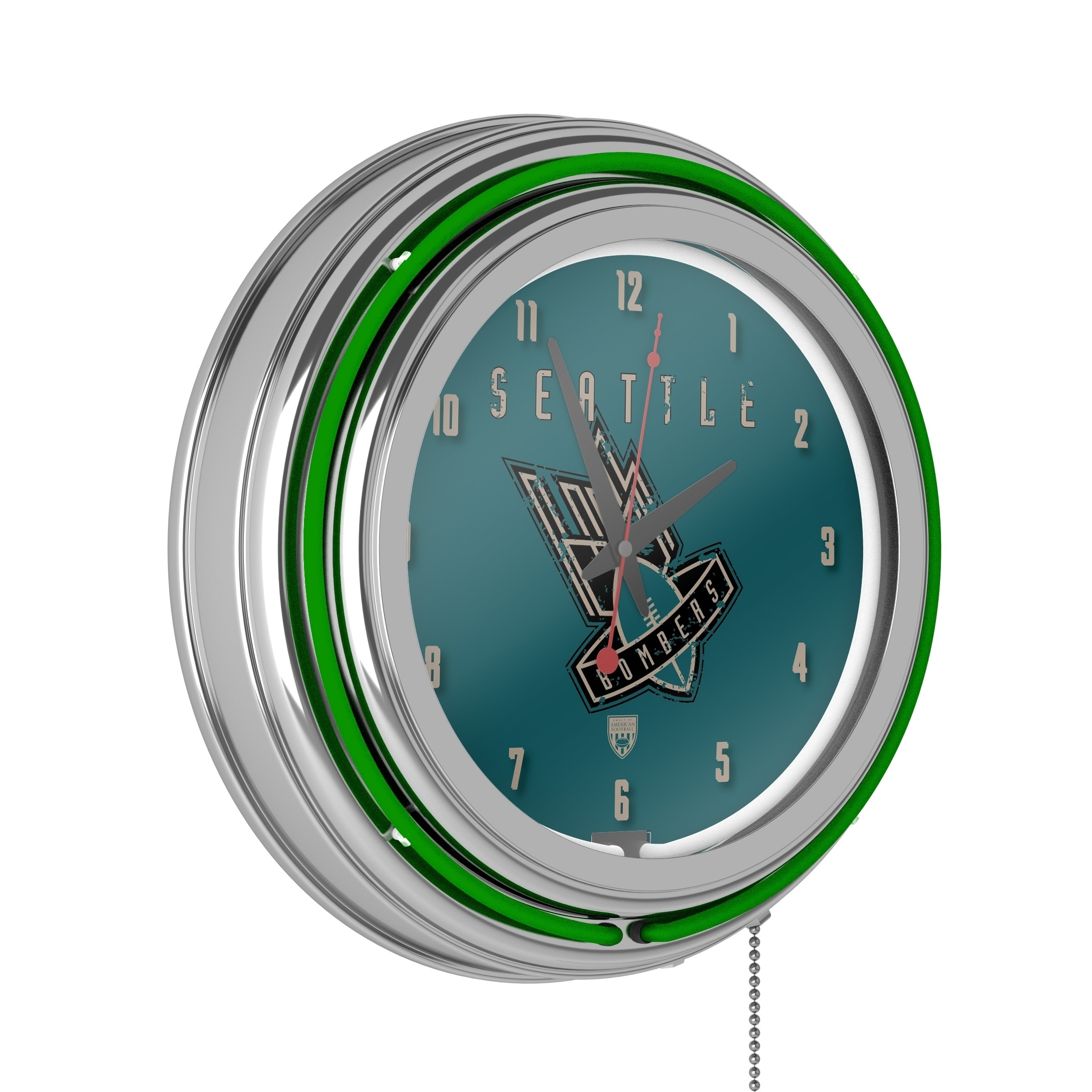 Trademark Gameroom VAF Seattle Bombers Chrome (Grey) Doub...