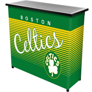 Boston Celtics Hardwood Classics NBA Portable Bar w/ Case
