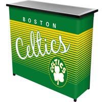 Boston Celtics Hardwood Classics NBA Portable Bar w/ Case