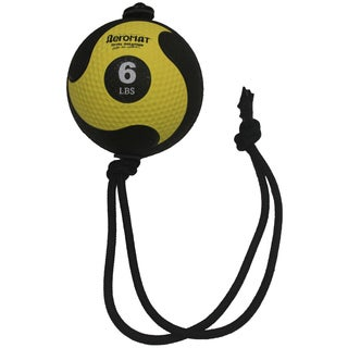 AeroMat Elite Power Rope Medicine Ball