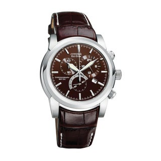 Citizen Men's AT0550-11X Eco-Drive Sport Chronograph Watch