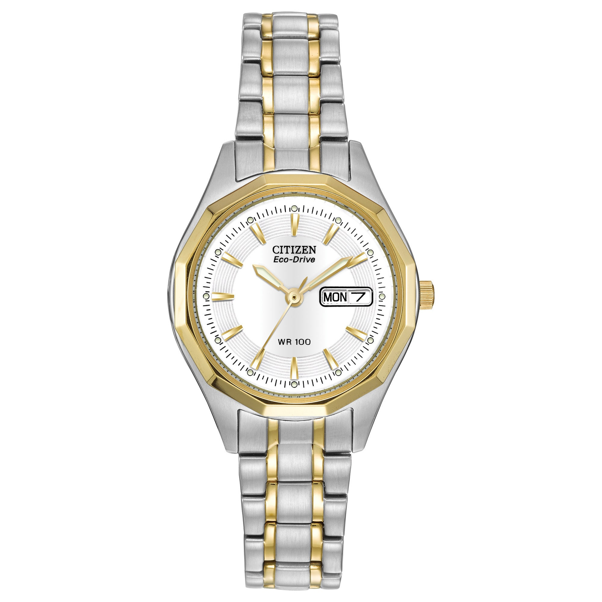 Citizen Women's EW3144-51A Eco-Drive Bracelets Watch (Thi...
