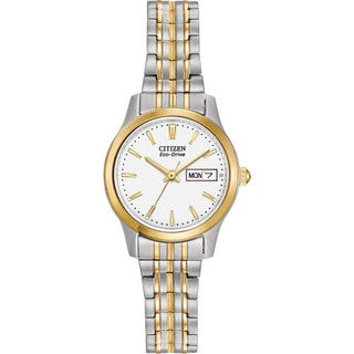 Citizen Women's EW3154-90A Eco-Drive Bracelets Watch