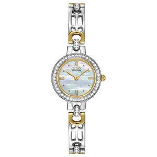 Citizen Women's EW8464-52D Eco-Drive Silhouette Watch|https://ak1.ostkcdn.com/images/products/10649442/P17716570.jpg?impolicy=medium